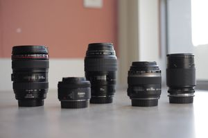 Canon lenses for Sale in Miami, FL