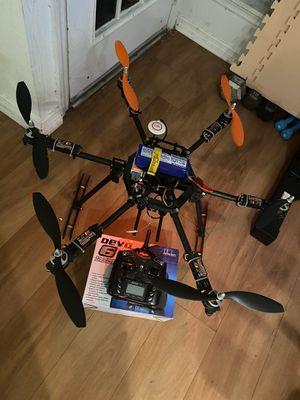 Dji f-650 drone with naza gps for Sale in Altamonte Springs, FL