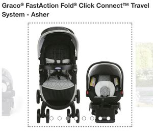 Graco Stroller & Car seat & Two Bases for Sale in Alachua, FL