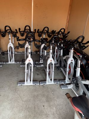 Schwinn Carbon Blue Spin Bikes for Sale in Portland, OR