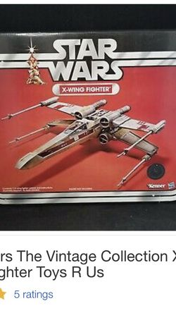 Star Wars Vintage Collection Xwing for Sale in Los Angeles,  CA