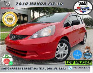 2010 Honda Fit Hatchback 4D for Sale in Orlando, FL