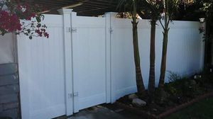 Vinyl Fence for Sale in Nuevo, CA