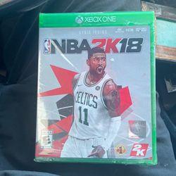 NBA 2K 18 for Sale in Sunnyside,  WA