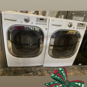 LG WASHER AND DRYER SALE! for Sale in Ontario, CA