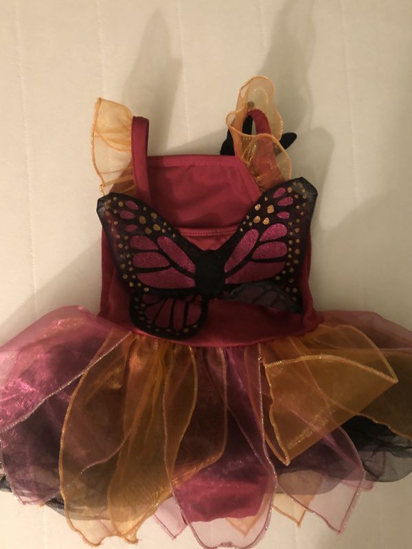 Butterfly costume/ fairy dress 6-12 month