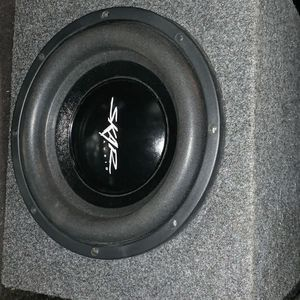 Skar Sdr 10 With Amp for Sale in Wauchula, FL