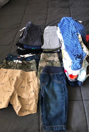 Baby Boy Clothing (0M-12M) for Sale in Orange, CA