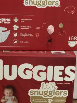 Huggies Size1 $50 for both boxes (360 total Diapers) for Sale in Watsonville,  CA