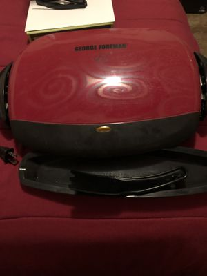 George Foreman Grill for Sale in Sioux Falls, SD