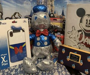 Loungefly Disney Donald Duck 85th Anniversary Special Edition LOT NWT for Sale in El Paso, TX