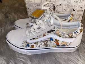 Peanut vans brand new sz 5 kids / 6.5 women's for Sale in Sunrise, FL