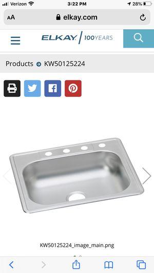 Elkay Kitchen sinks (5 sinks) for Sale in Trenton, NJ