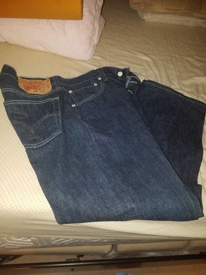 NEW MEN 501 LEVI'S ORIGINAL STRAIGHT LEG BUTTON-FLY SZ W36 L30 for Sale in Bronx, NY