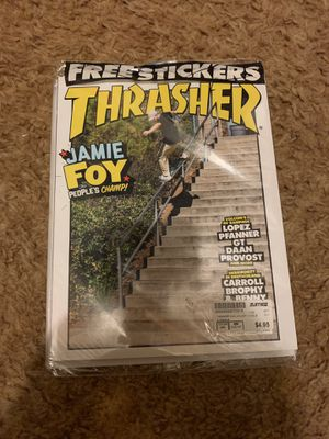 Thrasher magazine new for Sale in Evansville, IN