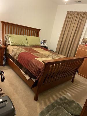 Queen Sleigh Bedroom Set for Sale in Virginia Beach, VA