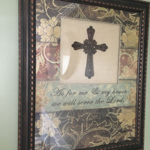 Christian Art Work With Scripture for Sale in Kennesaw, GA