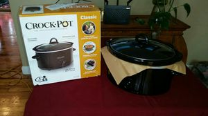 Crock Pot Slower Cooker for Sale in Columbus, OH