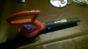 Homelite Electric Leaf Blower/Sweeper - two speed... NICE! for Sale in Lutz, FL