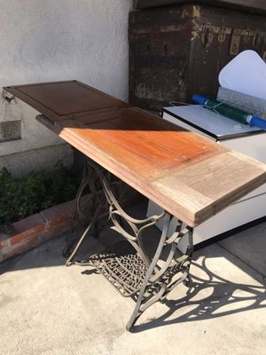 Antique trunks and table for Sale in Long Beach, CA