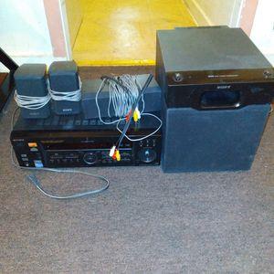 Sony Surround sound for Sale in Wichita, KS