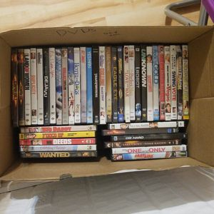 40 DVDs for Sale in Hutchinson, KS