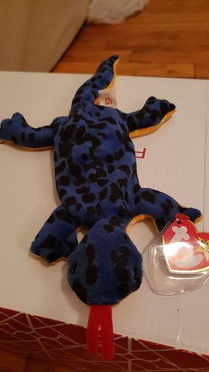 Lizzy ( Lizard beanie baby) for Sale in East Wenatchee, WA