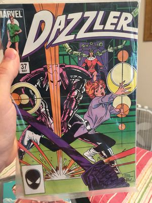 "Rare Marvel Comic ""Dazzler""- Never opened in original packaging!! Awesome collectors item!! for Sale in Atlanta, GA"
