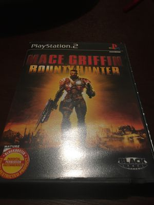 Mace Griffin Bounty Hunter PS2 for Sale in Kissimmee, FL