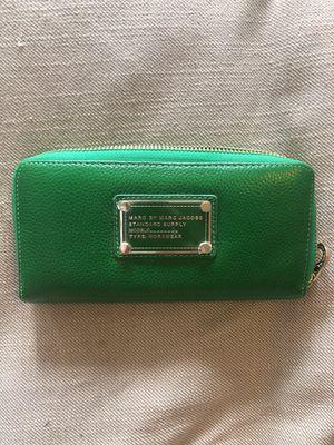 Marc Jacobs Green Wallet for Sale in Manhattan Beach, CA