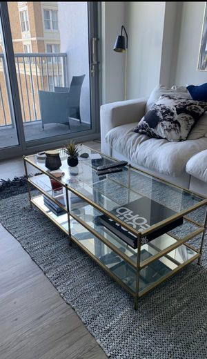 West Elm Coffee Table for Sale in Tampa, FL
