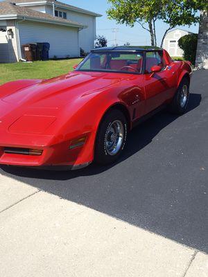 1982 Chevy Corvette for Sale in New Lenox, IL