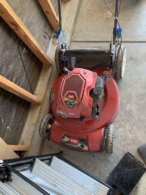 Toro lawn mower for Sale in Kerman, CA