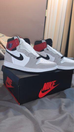 "Jordan 1 Retro High ""Light Smoke Grey"" Size 9 for Sale in Fort Lauderdale, FL"