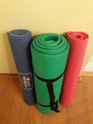 Yoga Mats for Sale in Columbus, OH
