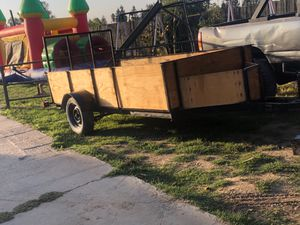 5x12 utility trailer for Sale in Acampo, CA
