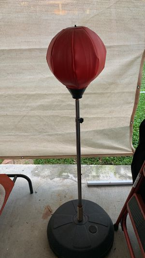 Punching bag for adults and kids for Sale in Homestead Base, FL