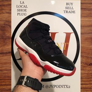 JORDAN 11 BRED for Sale in Long Beach, CA