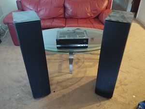 Sony sound system with Klipsch speakers for Sale in Denver, CO