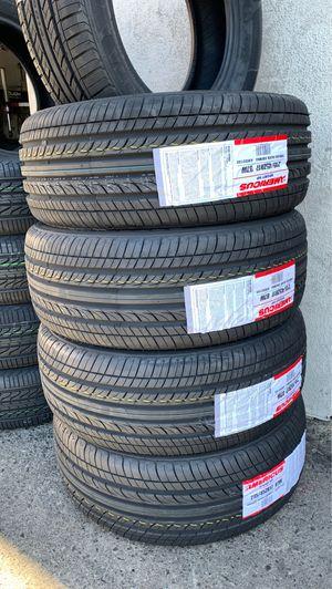 New Tire 215/45R17 Americus Sport HP Set Of 4 Tires Free Mount Balance 215/45/17 Llantas for Sale in San Jose, CA