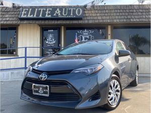 2017 Toyota Corolla for Sale in Visalia, CA