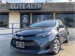 2017 Toyota Corolla for Sale in Visalia, CA