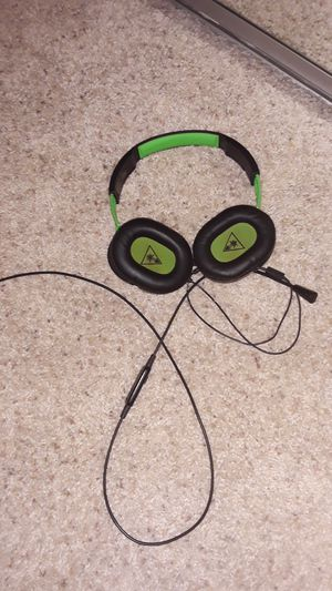 Turtle Beach Headset Xbox One for Sale in Placentia, CA