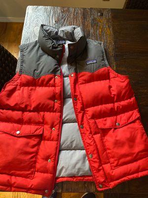 Patagonia Slingshot Down Vest Medium for Sale in Kirkland, WA