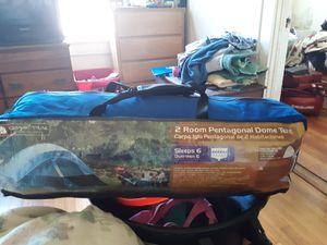 Ozark trail Pentagonal dome tent for Sale in Santee, SC