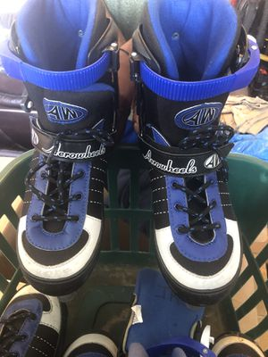 Roller blades size 5-8 for Sale in Costa Mesa, CA