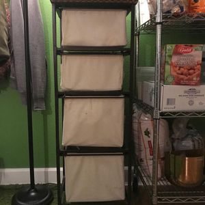 Shoe Organizer/ Dresser for Sale in Seattle, WA
