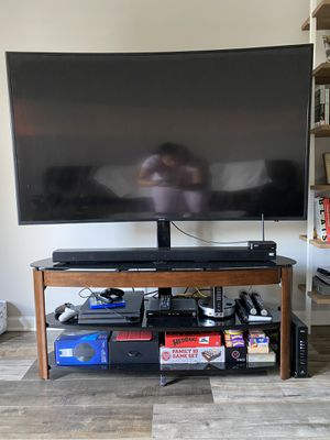 TV Stand w/ 2 Shelves (From $150 to $50) for Sale in Nashville, TN