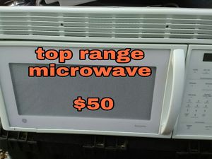 MICROWAVE top RANGE for Sale in Las Vegas, NV