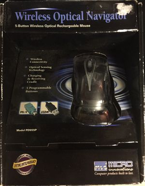 Wireless optical mouse brand new for Sale in Saint Peters, MO